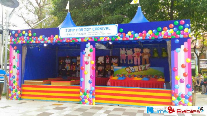 Jump for Joy Carnival